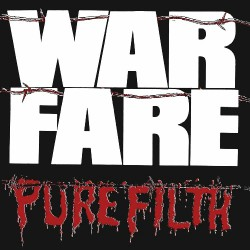 Warfare - Pure Filth - CD DIGIPAK