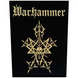 Warhammer - The Doom Messiah - BACKPATCH