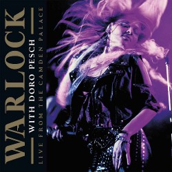 Warlock - Live From The Camden Palace - DOUBLE LP GATEFOLD COLOURED
