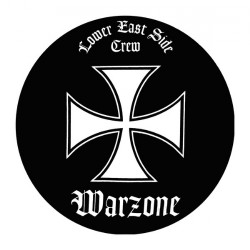 Warzone - Iron Cross - SLIPMAT