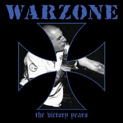 Warzone - The Victory Years - LP COLOURED