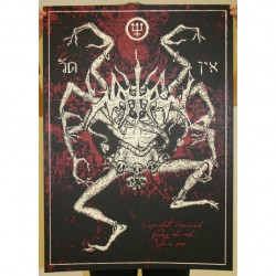 Watain - Part 2 Of 10 Of The Watain Poster Series - Screen print