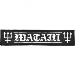 Watain - White Logo - Patch