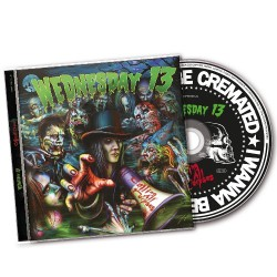 Wednesday 13 - Calling All Corpses - CD