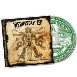 Wednesday 13 - Monsters Of The Universe : Come Out And Plague - CD