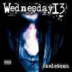 Wednesday 13 - Skeletons - CD