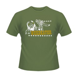 Weedeater - Eyehateknife (Green) - T-shirt (Men)