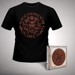 Weedeater - Goliathan - CD + T-shirt bundle (Homme)
