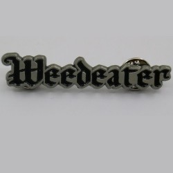 Weedeater - Logo - METAL PIN