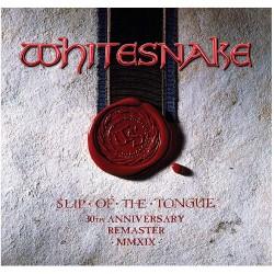Whitesnake - Slip Of The Tongue [30th Anniversary Remaster] - CD