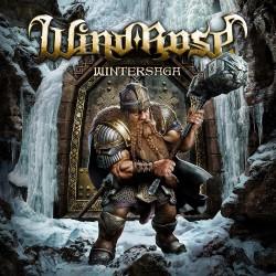 Wind Rose - Wintersaga - CD