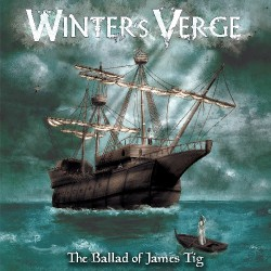 Winter's Verge - The Ballad Of James Tig - CD