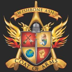 Wishbone Ash - Coat Of Arms - DOUBLE LP Gatefold