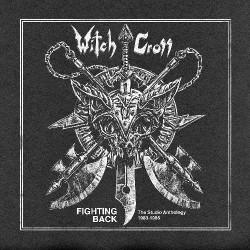 Witch Cross - Fighting Back - The Studio Anthology 1983-1985 - CD SLIPCASE