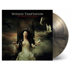 Within Temptation - The Heart of Everything - DOUBLE LP GATEFOLD COLOURED