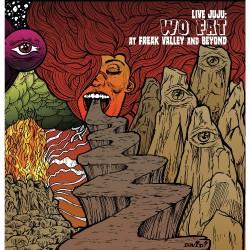 Wo Fat - Live Juju : Freak Valley And Beyond - DOUBLE LP Gatefold