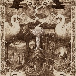 Wolcensmen - Fire In The White Stone - CD DIGIPAK