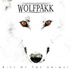 Wolfpakk - Rise Of The Animal - CD