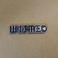 Wormed - Logo - METAL PIN