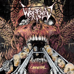 Wretched - Cannibal - CD