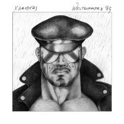 X-Raiders - Weltschmerz '89 - CD DIGIPAK