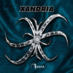 Xandria - India - CD SLIPCASE