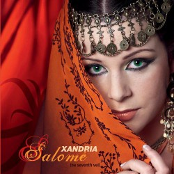 Xandria - Salomé - The seventh Veil - CD SLIPCASE