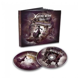 Xandria - Theater Of Dimensions - 2CD DIGIBOOK