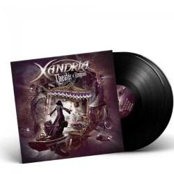 Xandria - Theater Of Dimensions - DOUBLE LP Gatefold