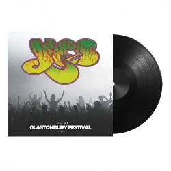 Yes - Live In Glastonbury - TRIPLE LP