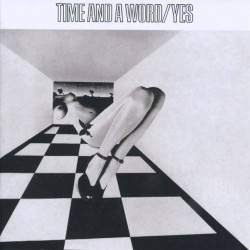 Yes - Time And A Word - CD