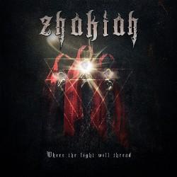 Zhakiah - Where The Light Will Thread - CD