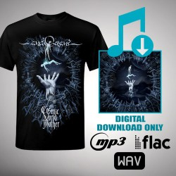...and Oceans - Cosmic World Mother - Digital + T-shirt bundle (Homme)