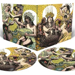 Baroness - Yellow And Green - Double LP Picture
