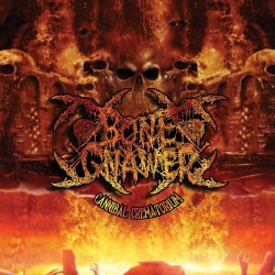 Bone Gnawer - Cannibal Crematorium - CD