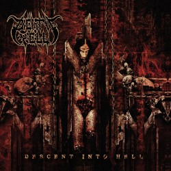 Death Yell - Descent Into Hell - LP Gatefold