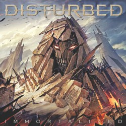 Disturbed - Immortalized - CD