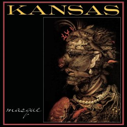Kansas - Masque - CD SUPER JEWEL