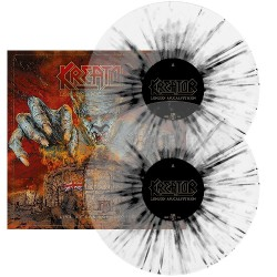 Kreator - London Apocalypticon - DOUBLE LP GATEFOLD COLOURED