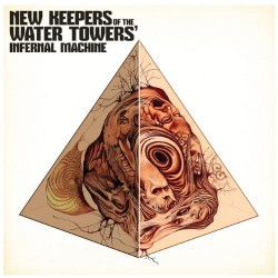 New Keepers Of The Water Towers - Infernal Machine - CD DIGIPAK