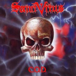 Saint Vitus - C.O.D. [2013 reissue] - DOUBLE LP Gatefold