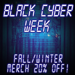 20% DISCOUNT ON FALL / WINTER MERCH!