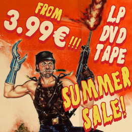 VINYLES, DVD, BLU-RAYS ET K7 EN SOLDES!
