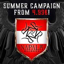 Classiques Napalm jusqu'à 70% de remise !