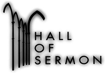 Tous les articles Hall of Sermon