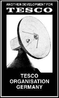 All Tesco Organisation items