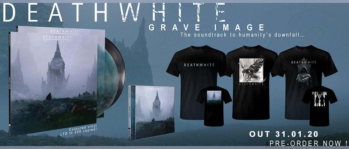 Deathwhite Grave Image new album pre-order