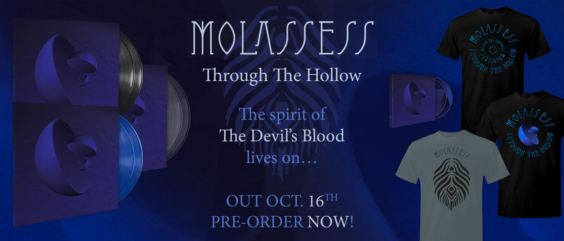 Molassess Through The Hollow pre-order