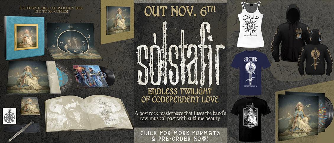 Solstafir - Endless Twilight Of Codependent Love pre-order