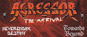 Agressor first albums!